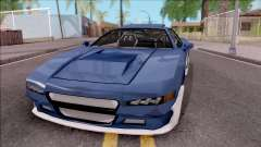 BlueRay's Infernus Pulse + pour GTA San Andreas