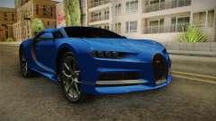 Bugatti Chiron Spyder pour GTA San Andreas