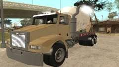 HVY Mixer pour GTA San Andreas