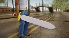 Z Sword From DBZ für GTA San Andreas