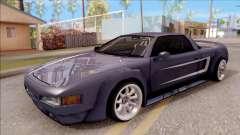 BlueRay Infernus R v1 pour GTA San Andreas