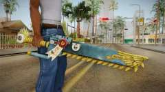 W40K: Deathwatch Chain Sword v3