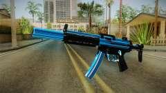 MP5 Fulmicotone pour GTA San Andreas