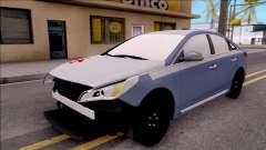Hyundai Sonata 2016 pour GTA San Andreas