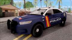 Ford Taurus Spanish Police pour GTA San Andreas