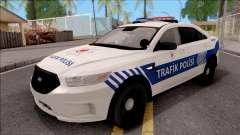 Ford Taurus Turkish Traffic Police pour GTA San Andreas