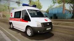 Ford Transit Ambulance de la ville de Kharkov