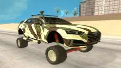 Audi S5 Off Road für GTA San Andreas