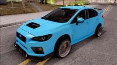 Subaru WRX STI 2017 Tuning pour GTA San Andreas
