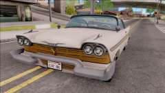 Plymouth Fury 1958 HQLM