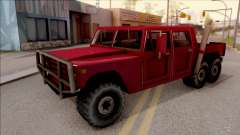 Patriot 6x6 für GTA San Andreas