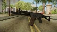 Battlefield 4 SG553 Assault Rifle