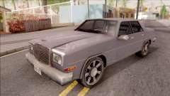 Stepfather Car from Bully pour GTA San Andreas