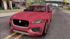Jaguar F-Pace S für GTA San Andreas