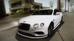 Bentley Continental SuperSport für GTA San Andreas