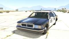 Polizei Auto aus GTA San Andreas
