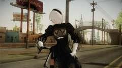NieR: Automata - 2B für GTA San Andreas