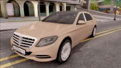 Mercedes-Maybach S600 pour GTA San Andreas
