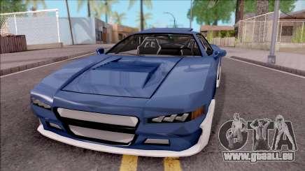 BlueRay's Infernus Pulse + für GTA San Andreas