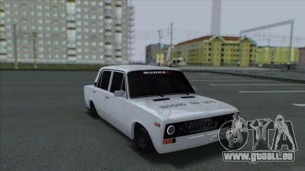 VAZ 2106 Shaherizada 2.1 GVR MTA pour GTA San Andreas