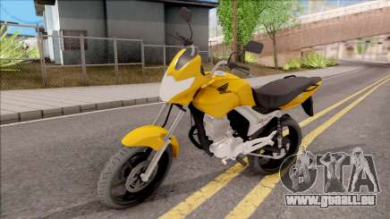 Honda Titan 150 Mix pour GTA San Andreas
