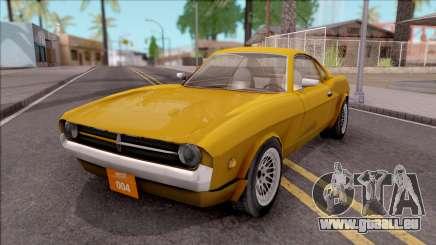 Driver PL Brooklyn V.2 pour GTA San Andreas