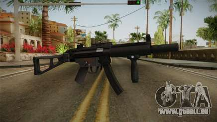 HK MP5 Silenced pour GTA San Andreas