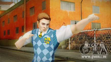 Tad Spencer from Bully Scholarship pour GTA San Andreas