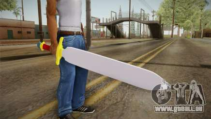 Z Sword From DBZ pour GTA San Andreas