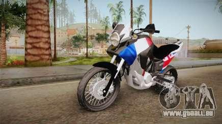 Honda Transalp pour GTA San Andreas