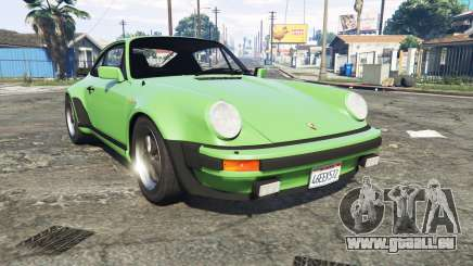 Porsche 911 Turbo 3.3 (930) 1982 [replace] pour GTA 5