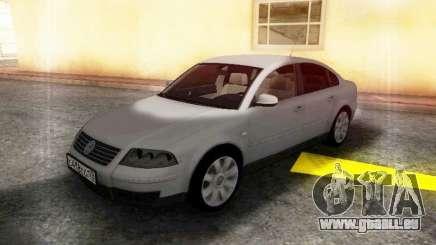 Volkswagen Passat B5 GVR für GTA San Andreas