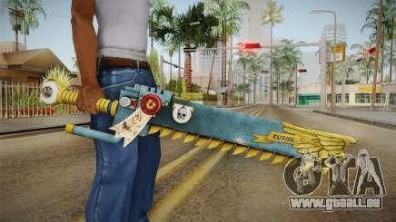 W40K: Deathwatch Chain Sword v3 pour GTA San Andreas