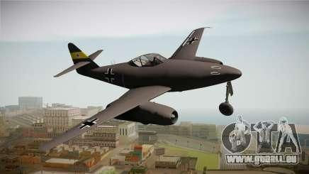 Messerschmitt Me-262 Schwalbe pour GTA San Andreas