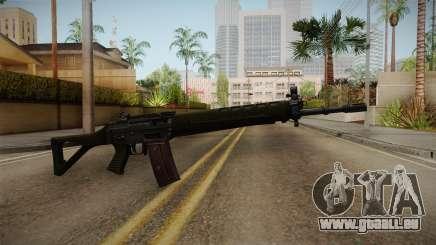 SIG SG-550 Assault Rifle pour GTA San Andreas