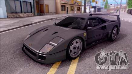 Ferrari F40 pour GTA San Andreas