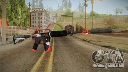 CS:GO - M4A1-S Cyrex für GTA San Andreas