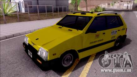 Chevrolet Sprint Taxi Colombiano pour GTA San Andreas
