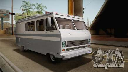 GTA 5 Zirconium Journey Cleaner IVF für GTA San Andreas