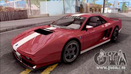 GTA V Grotti Cheetah Classic für GTA San Andreas