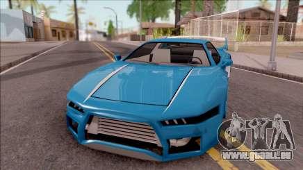 BlueRay's Infernus V9+V10 für GTA San Andreas