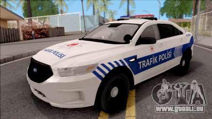 Ford Taurus Turkish Traffic Police für GTA San Andreas