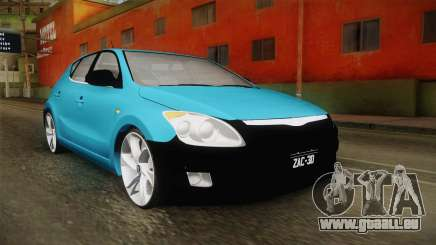 Hyundai i30 Double Color pour GTA San Andreas