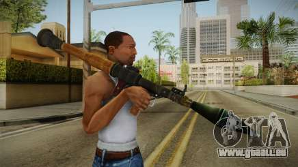 RNDSI-5k Rocket Launcher China Wind pour GTA San Andreas