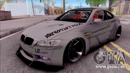 BMW M3 E92 Liberty Walk Performance 2013 für GTA San Andreas