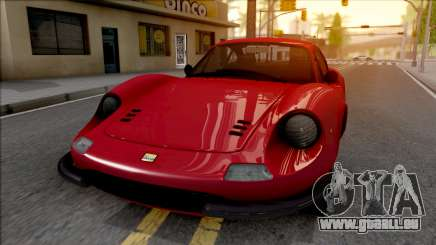 Ferrari Dino 264 1969 pour GTA San Andreas