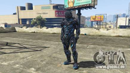 Savitar CW [Add-On Ped] 2.0 pour GTA 5