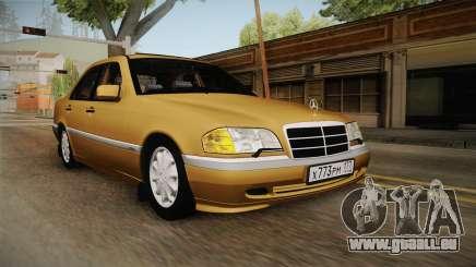 Mercedes-Benz W202 C230 für GTA San Andreas