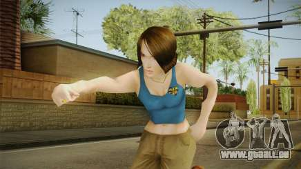 Pinky Gauthier from Bully Scholarship v2 pour GTA San Andreas