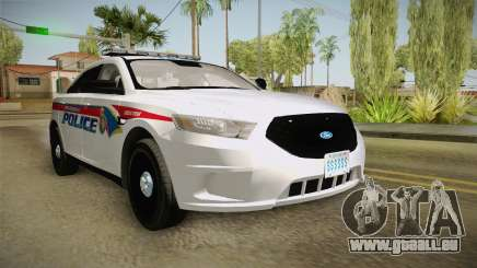 Ford Taurus 2014 YRP pour GTA San Andreas